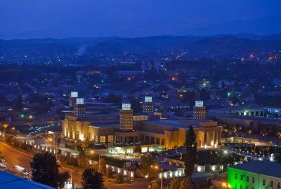 Открытие Регионального Совета МВУС при МУФО в г. Душанбе
